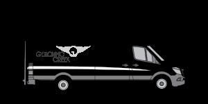2 Ton Grip Package Sprinter Van