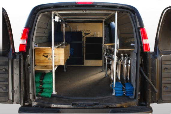 1-Ton Grip Van