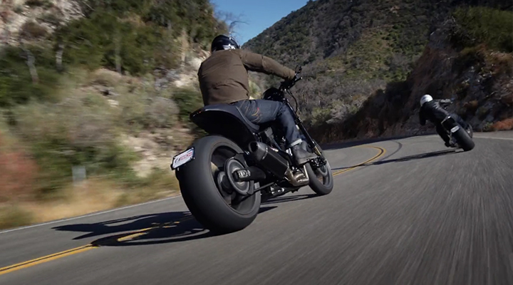 Arch Motorcycle Promo