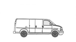 1-Ton Van