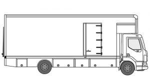 5-Ton Truck