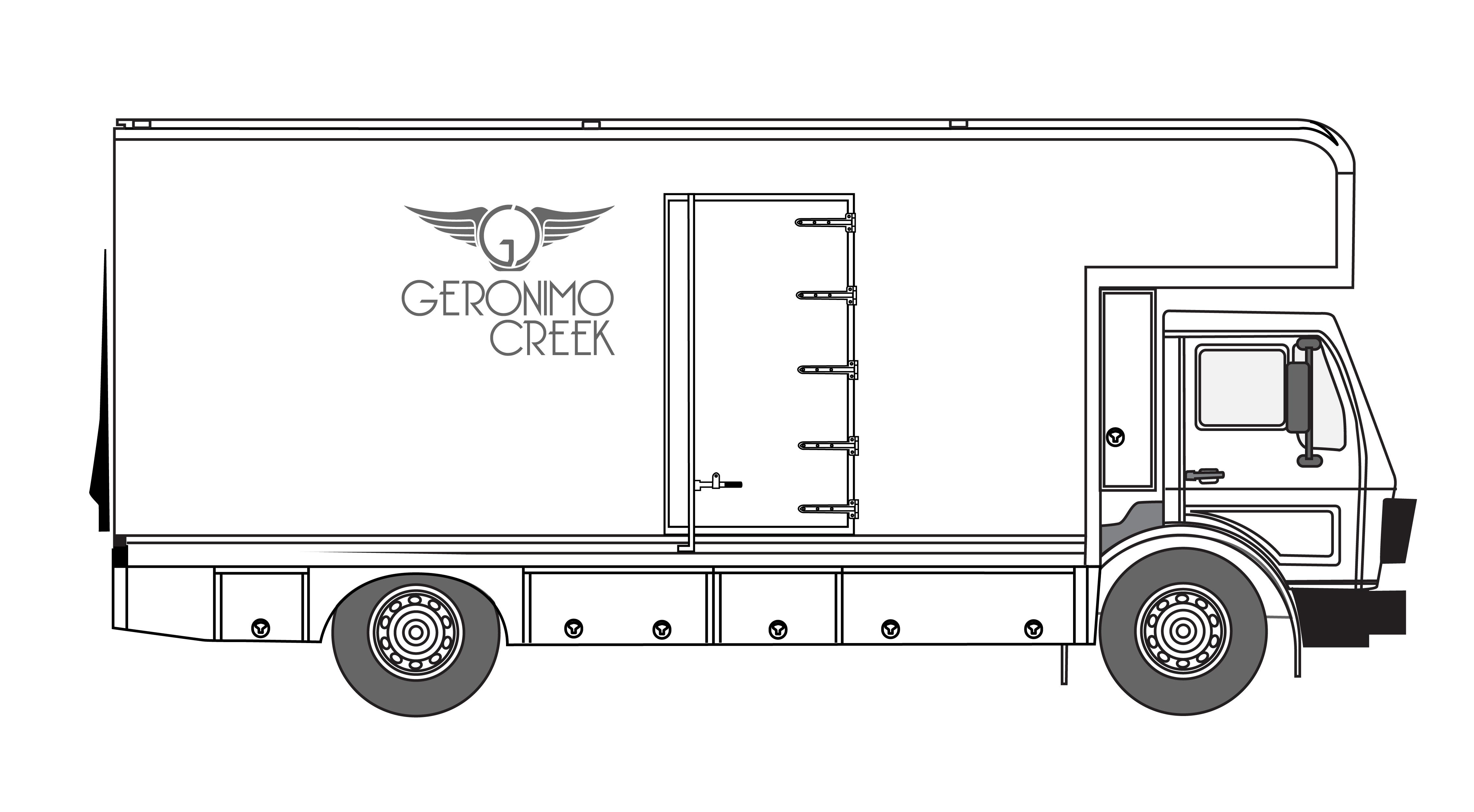 5 ton grip package w/mercedes 1219 studio truck