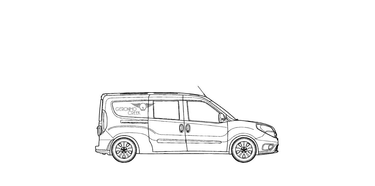 ProMaster City cargo van